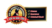 Ask The Seal Logo