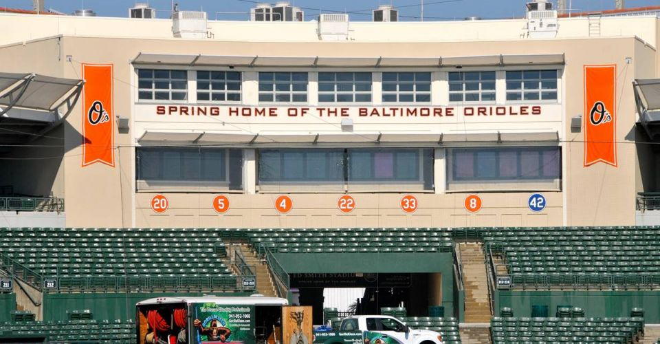 Baltimore Orioles Stadium