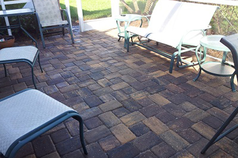 Paver Sealing & Cleaning Sarasota