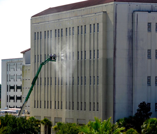Commercial Pressure Washing Sarasota